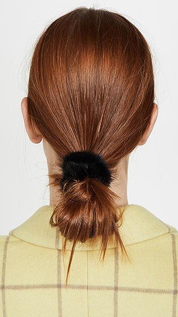 Jocelyn 貂尾发带