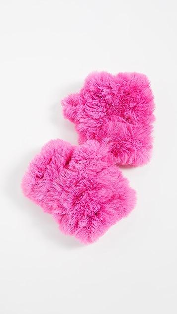 Jocelyn Gloves Faux Fur Mandy Mittens
