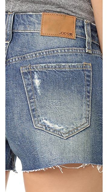 Joe's Jeans Collector's Edition Charlie High Rise Shorts
