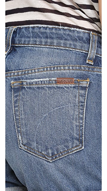 Joe's Jeans Collector's Edition Rolled Shorts