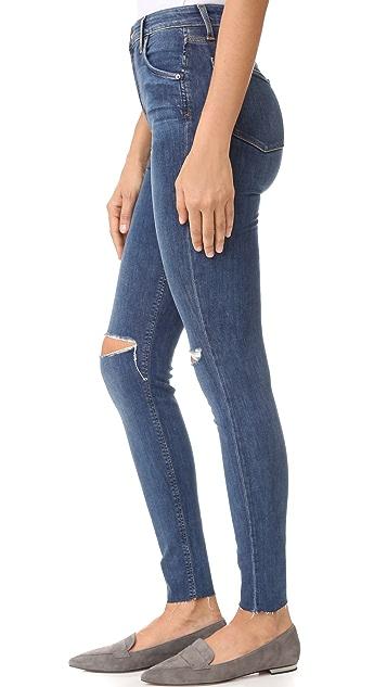 Joe's Jeans Bella High Rise Skinny Jeans