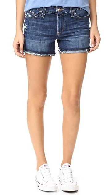 Joe's Jeans Markie Rolled Hem Shorts