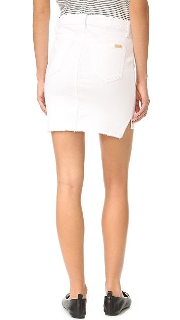Joe's Jeans High Low Hem Skirt