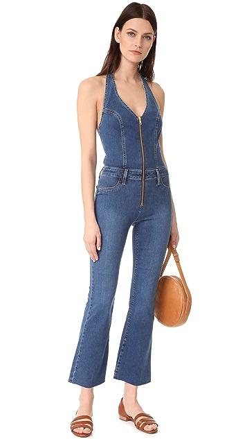 Joe's Jeans Micro Flare Overalls