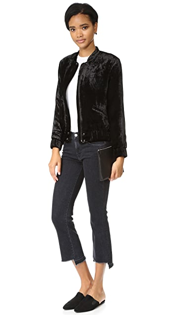 Joe's Jeans Lexi Bomber Jacket