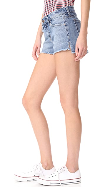 Joe's Jeans High Low Shorts