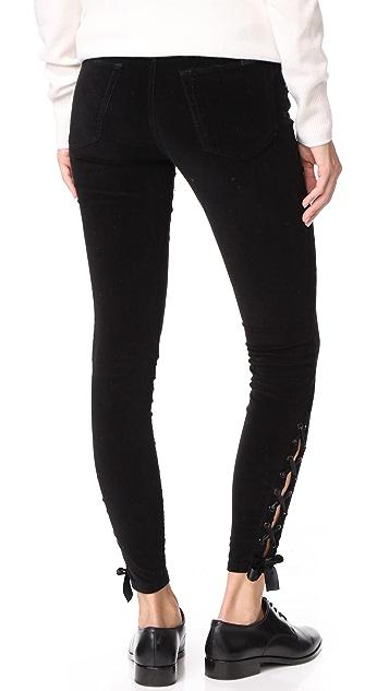 Joe's Jeans The Velvet Icon Ankle Skinny Jeans