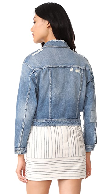 Joe's Jeans x Taylor Hill The Dolman Jacket