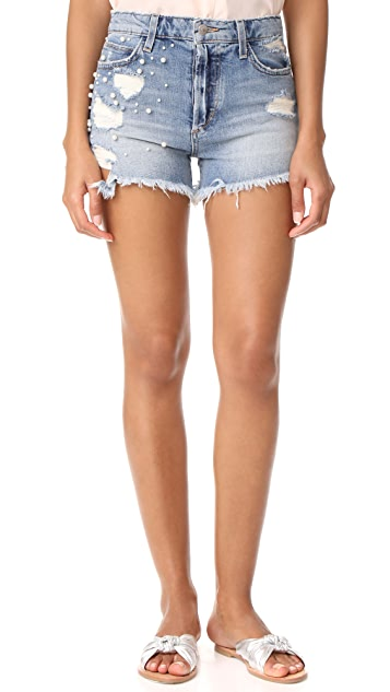 Joe's Jeans x Taylor Hill The Charlie Shorts