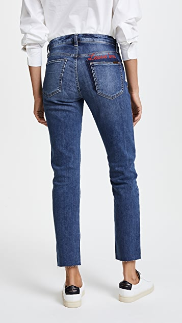 Joe's Jeans The Embroidered Smith Ankle Jeans