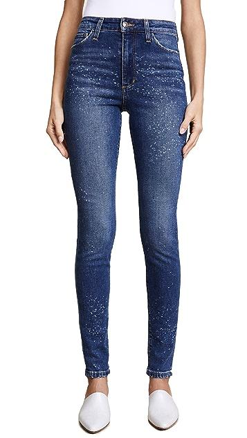 Joe's Jeans x Taylor Hill Bella Skinny Jeans