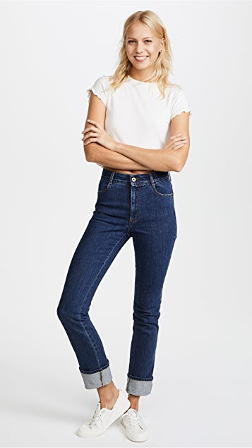 Joe's Jeans x Taylor Hill Baby Tee