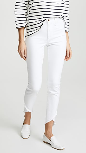 Joe's Jeans The Charlie Tulip Hem Ankle Jeans