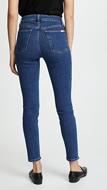 Joe's Jeans The Bella Super High Rise Skinny Ankle Jeans