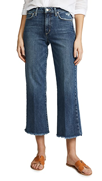 Joe's Jeans The Wyatt High Rise Retro Crop Jeans
