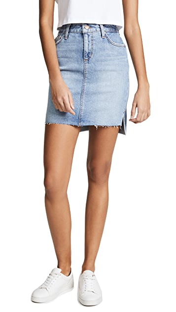 Joe's Jeans High Rise Pencil Skirt