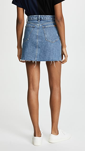 Joe's Jeans The Bella High Rise A-Line Skirt