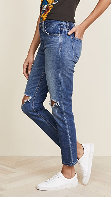 Joe's Jeans The Icon Skinny Ankle Jeans with Mid Rise