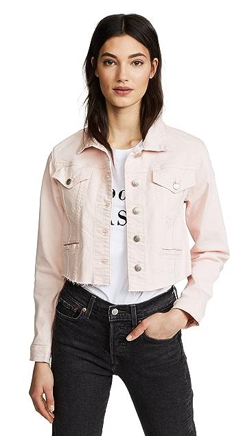 Joe's Jeans Cropped Denim Jacket