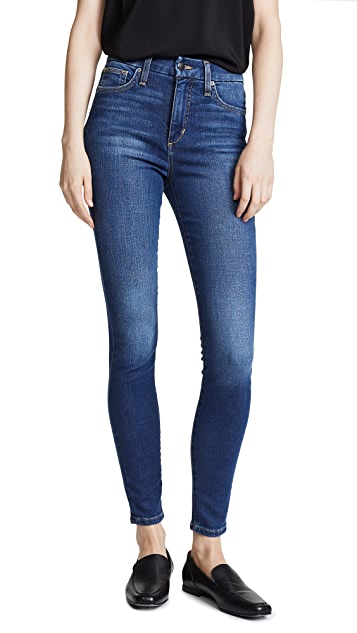 Joe's Jeans High Rise Honey Skinny Jeans