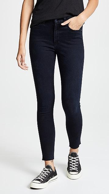 Joe's Jeans Honey 高腰紧身牛仔裤