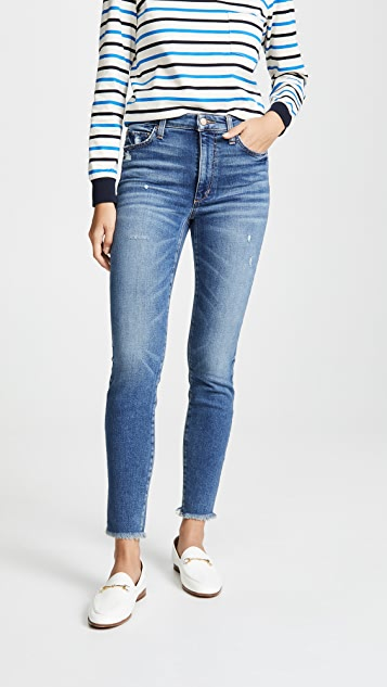 Joe's Jeans The Charlie Ankle Fray Jeans