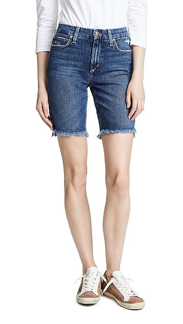 Joe's Jeans High Rise Honey Bermuda Shorts