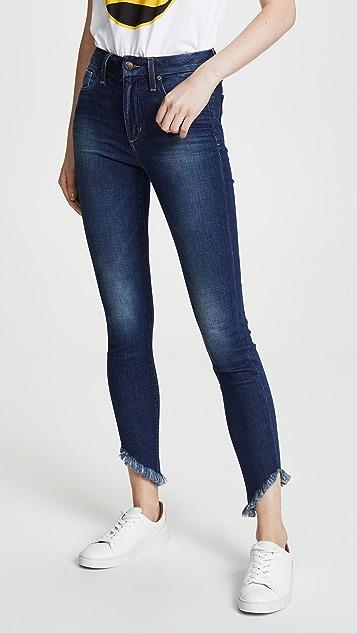 Joe's Jeans High Rise Honey Skinny Jeans