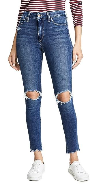 Joe's Jeans Honey High Rise Skinny Ankle Jeans