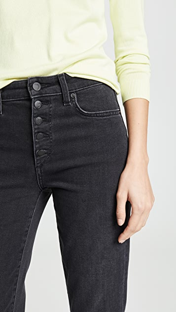 Joe's Jeans The High Rise Cropped Boot Jeans