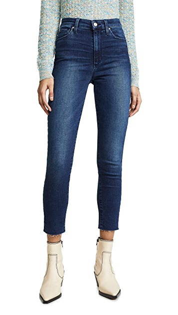 Joe's Jeans The Charlie Crop Cut Hem Jeans
