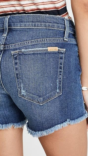 Joe's 牛仔裤 The Ozzie 短裤