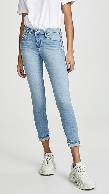 Joe's Jeans The Icon Crop Jeans