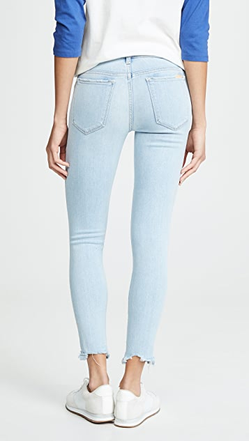 Joe's Jeans The Icon Ankle Chew Hem Jeans