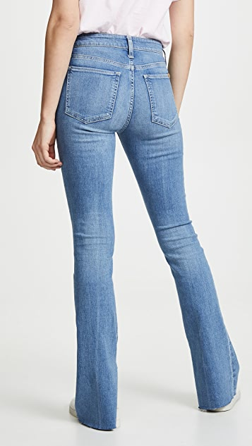 Joe's Jeans 微喇剪裁牛仔裤