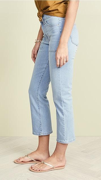 Joe's Jeans The Callie Utility Jeans