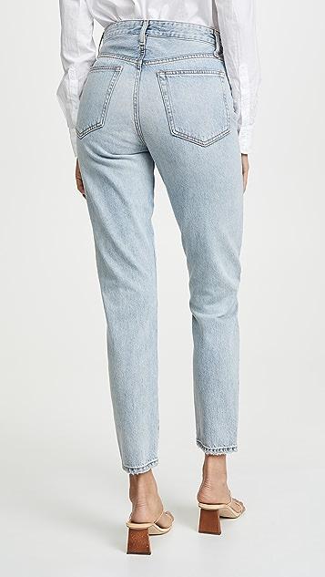 Joe's Jeans Прямые джинсы x We Wore What Danielle с высокой посадкой