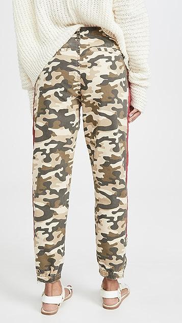 Joe's Jeans 帆布彩色长裤