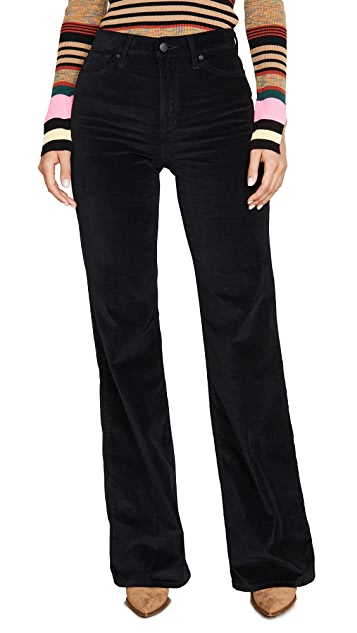 Joe's Jeans Molly High Rise Flares