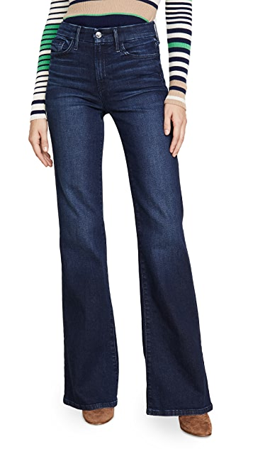Joe's Jeans The Molly High Rise Flare Jeans