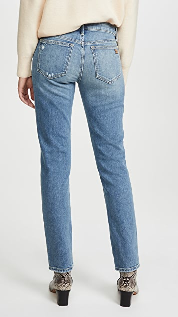 Joe's Jeans The Lara 中腰烟管牛仔裤