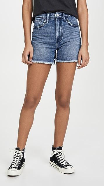 Joe's Jeans The Kinsley Shorts with Fray Hem