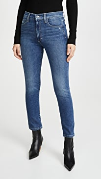 The Luna Ankle Jeans