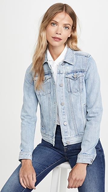 Joe's Jeans The Standard Trucker Jacket