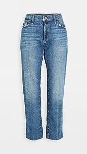Joe's Jeans The Scout 磨边裤脚牛仔裤
