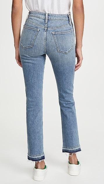 Joe's 牛仔裤 The Luna 高腰牛仔裤