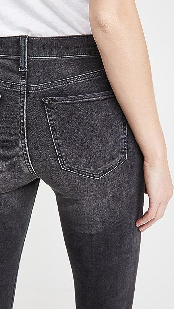 Joe's 牛仔裤 The Charlie 锯齿形裤脚九分牛仔裤