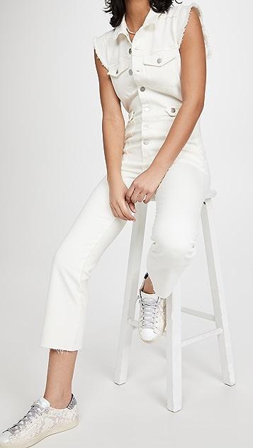 Joe's Jeans The Silvia 牛仔布连身衣