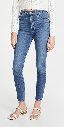 Joe's Jeans - The Bella 及踝牛仔裤