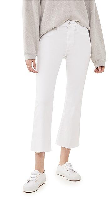 Joe's Jeans The Hi Honey Crop Bootcut Jeans 10 Spring wardrobe essentials